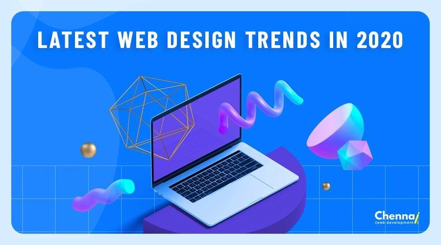 Latest Web Design Trends in 2020