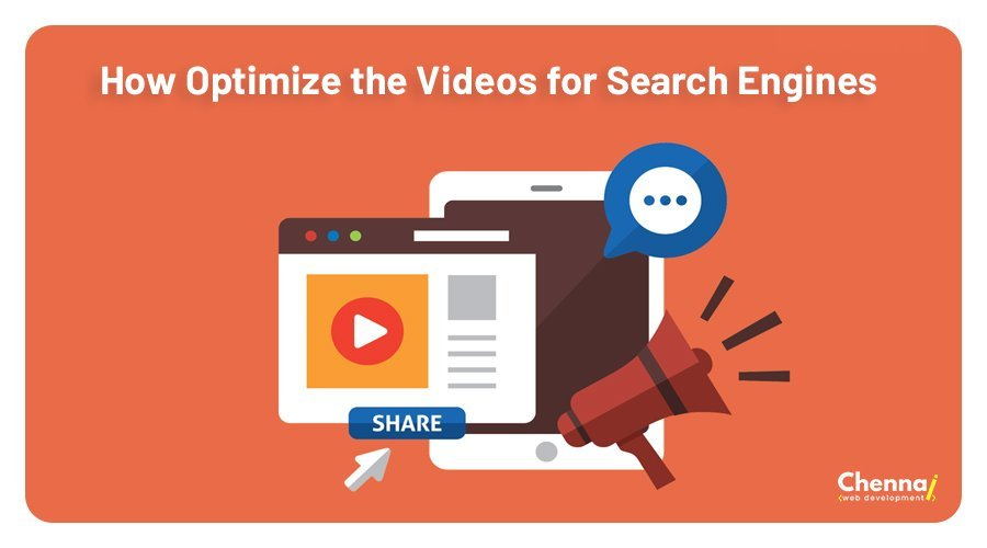 How to Optimize the Videos for Search Engines