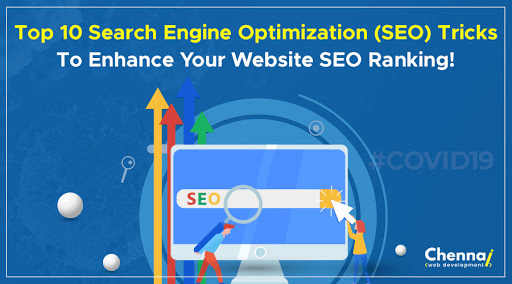 SEO tricks to increase Website SEO Ranking