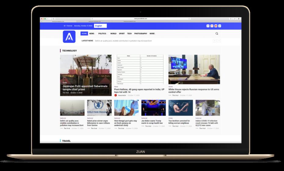 best ecommerce website development in chennai